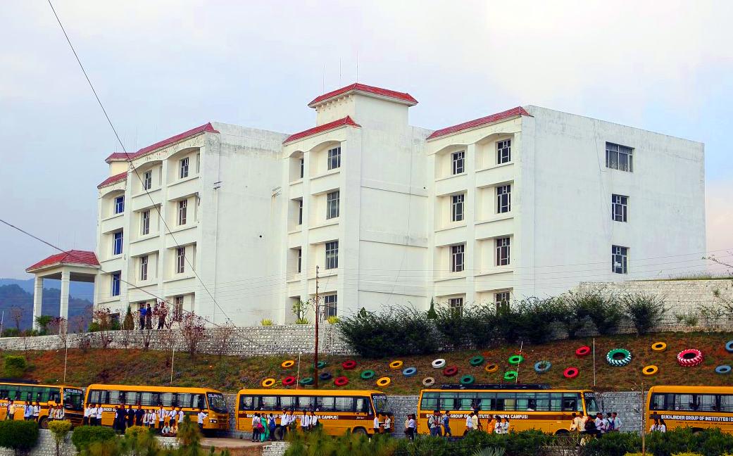 Sukhjinder Group Of Institutes, Dunera Image