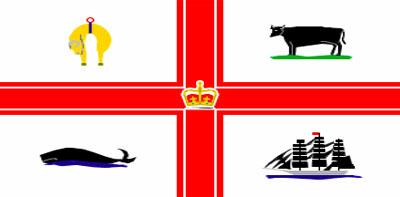 Bandera de Melbourne