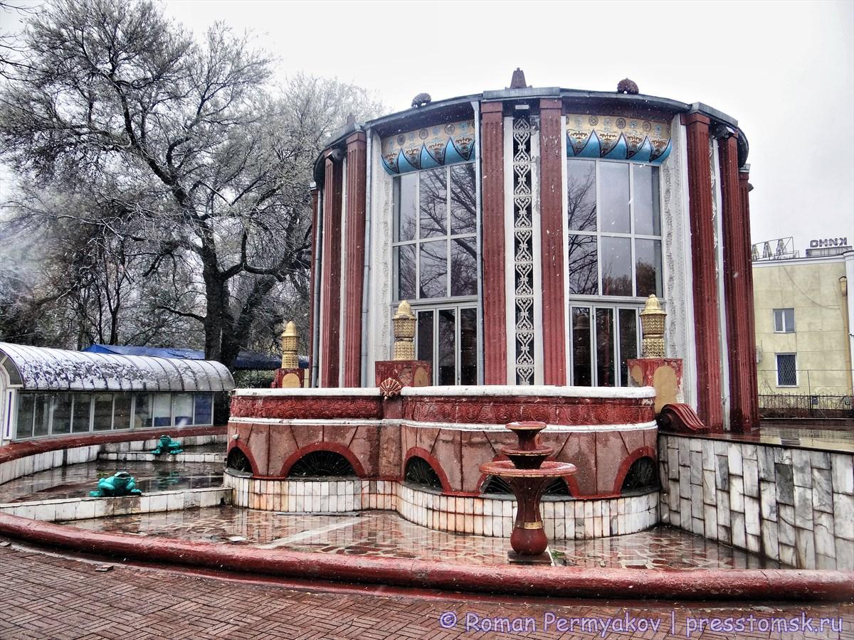 Романтика Бишкека
