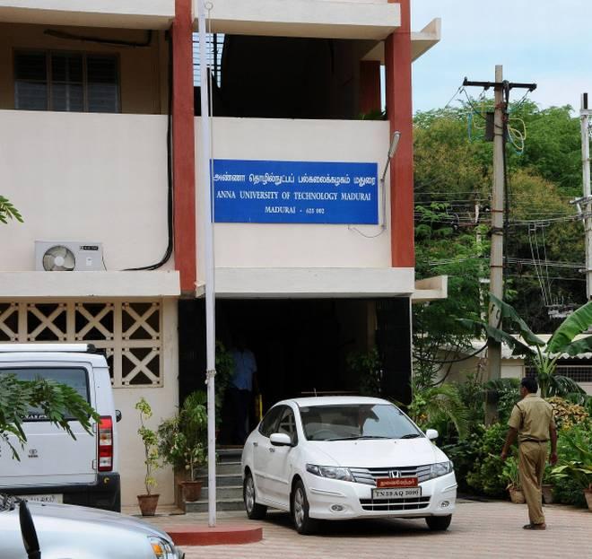 Anna University Regional Campus, Madurai