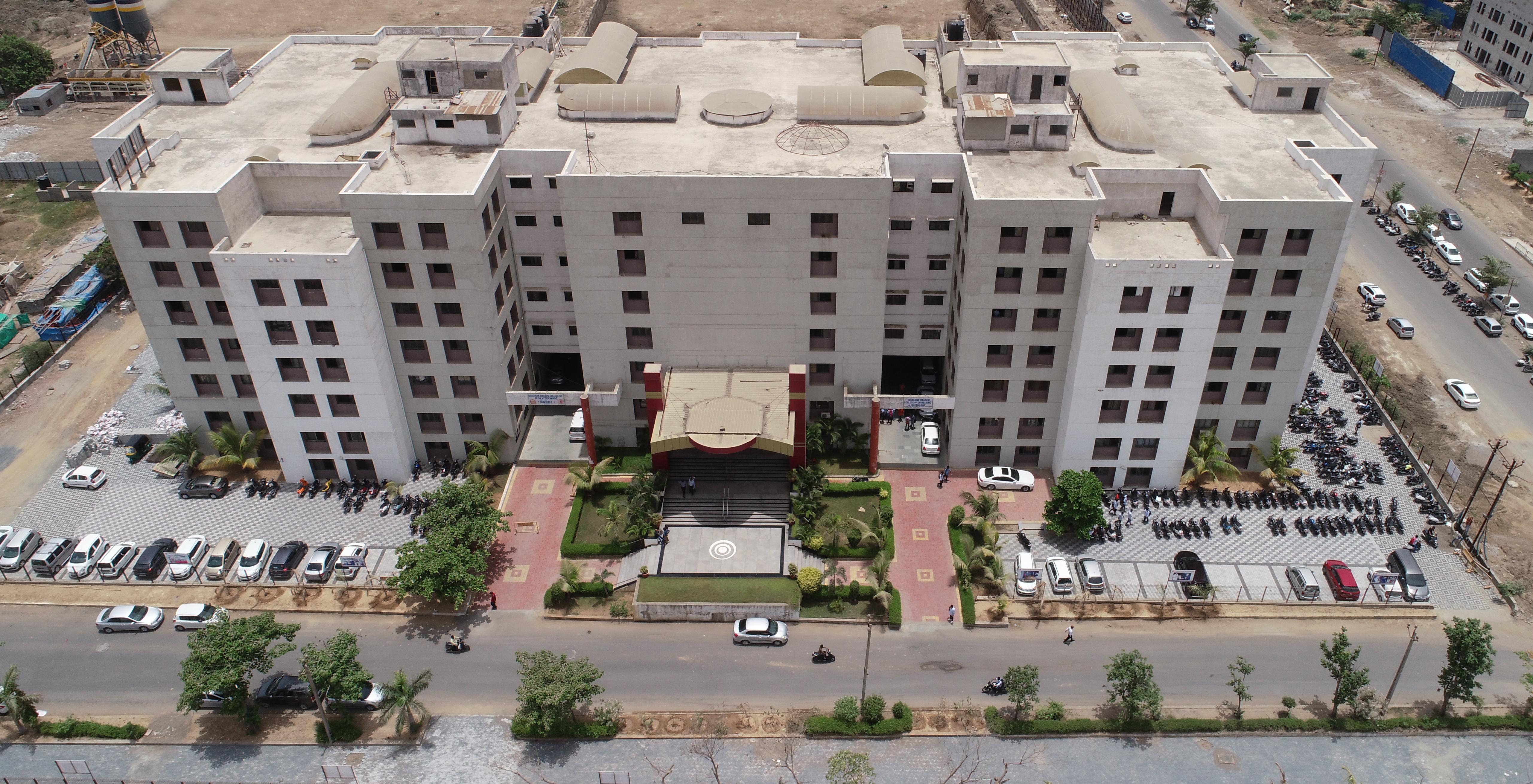 Bhagwan Mahavir College of Science and Technology, Surat