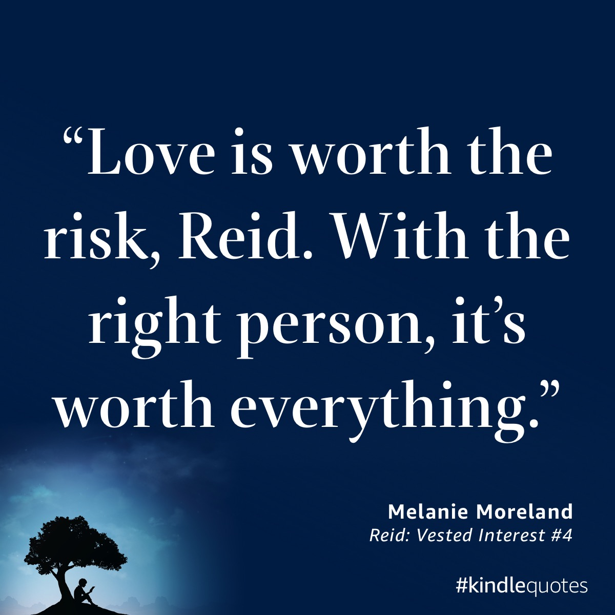 Book quote Melanie Moreland