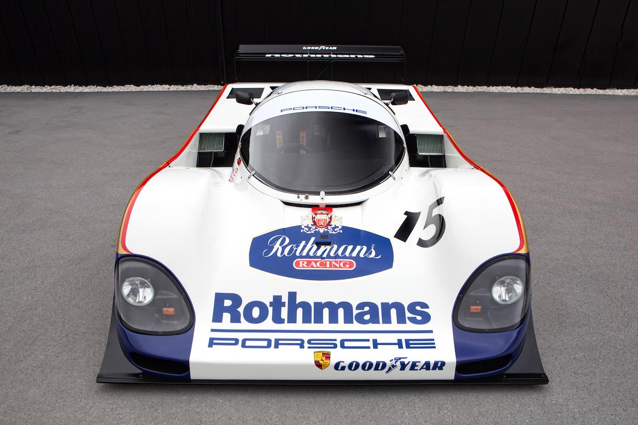Rothmans Porsche 962C set for London Classic Car Show