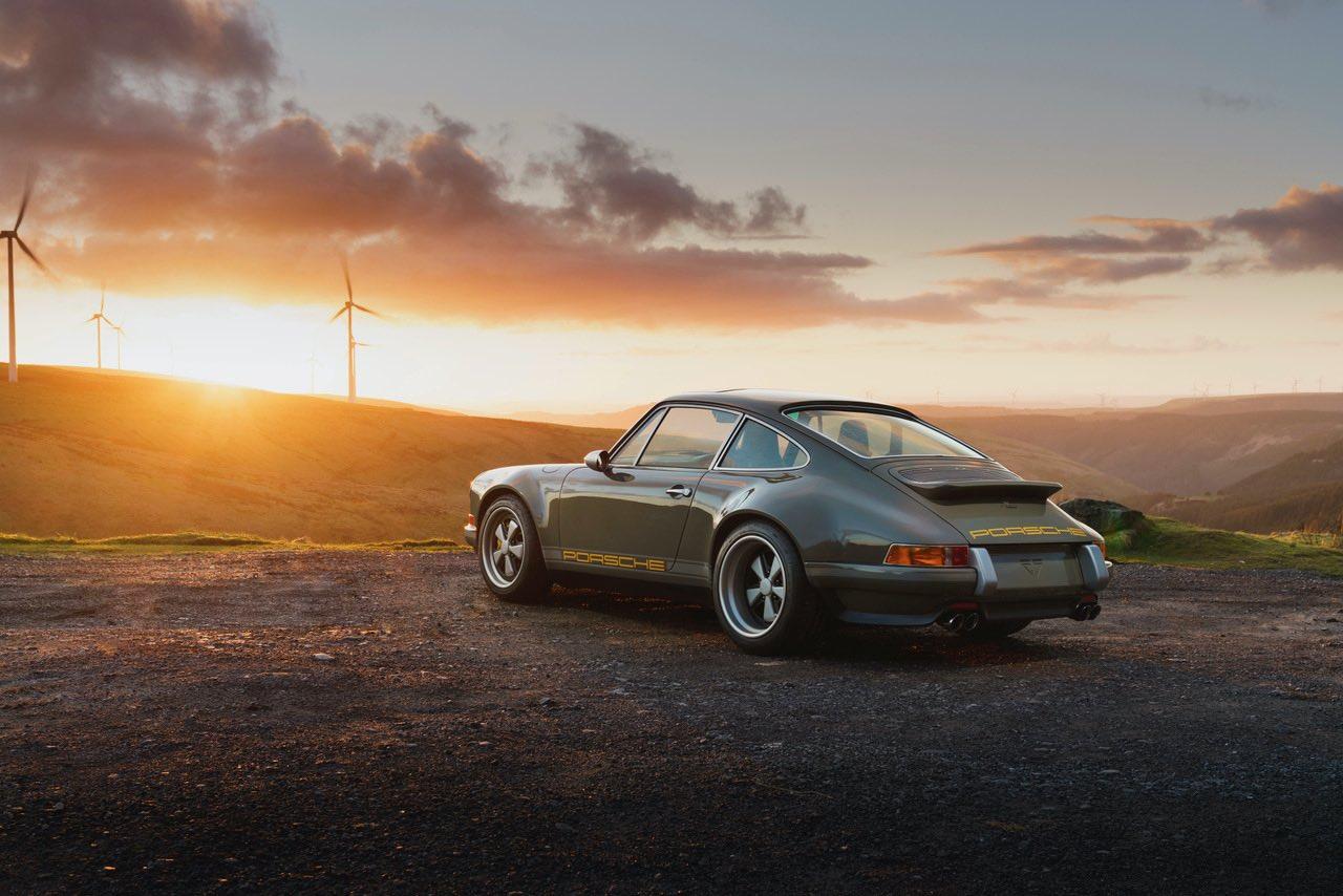 Theon Design reveals enhanced Porsche 911 HK002