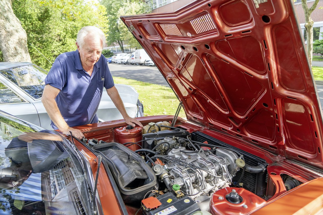 The groundbreaking VW K70 celebrates its 50th Birthday