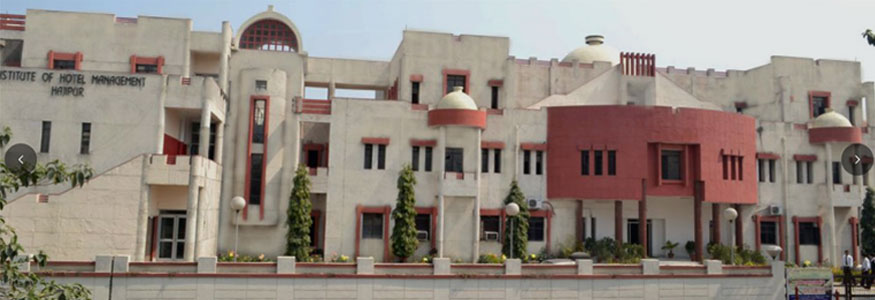 Institute of Hotel Management, Patna