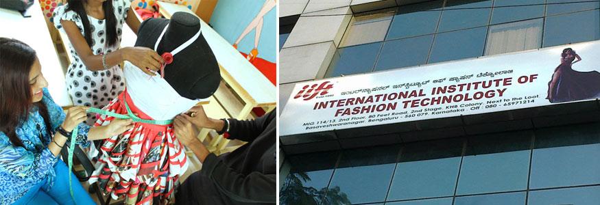 International Institute of Fashion Technology, Delhi Image