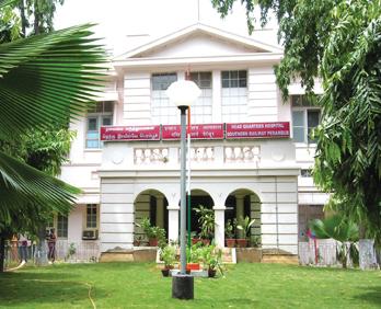 Southern Railway Headquarters Hospital, Chennai Image