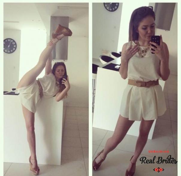 Photo gallery №1 Ukrainian girl Vladislava