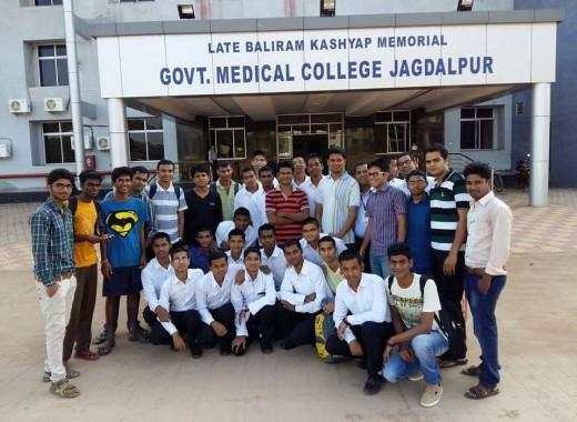 Late Shri Baliram Kashyap Memorial NDMC Government Medical College, Jagdalpur