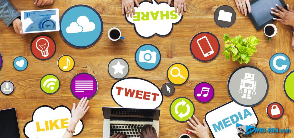 Создаём группы в социальных сетях, оформляем, передаём на наполнение и продвигаем в сети!
