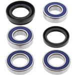 Rear Axle Wheel Bearings and Seals Kit Honda - 25-1036B - Boss Bearing