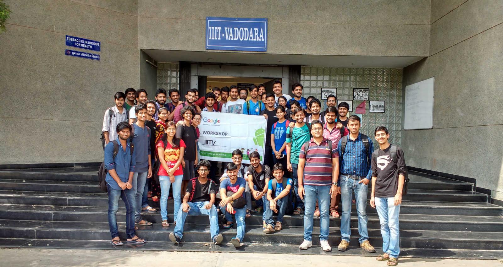 IIIT (Indian Institute of Information Technology), Vadodara Image