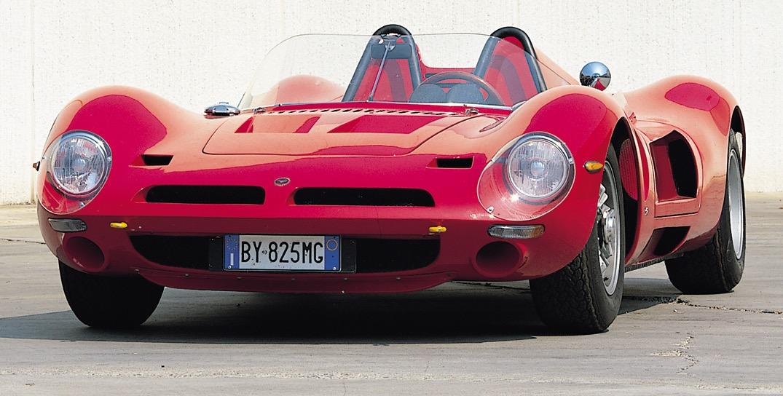 Legendary Italian marque Bizzarrini to return with Revival Series