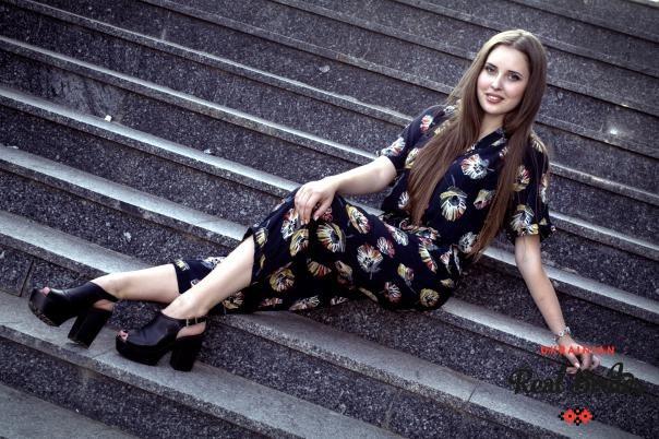 Photo gallery №14 Ukrainian girl Aleksandra