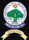 Department of Medical Tamil Nadu Dr. M.G.R. Medical University