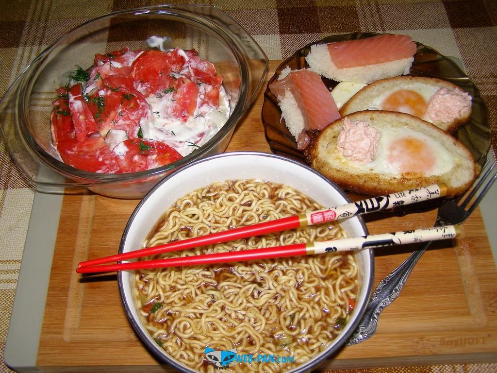 Японская кухня в моём доме, любимые блюда!