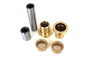 Bronze Upgrade! Front Upper A Arm Bushing Kit Polaris RZR 4 900 EPS 2016