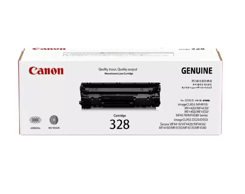 Toner Original Canon 328 Color Negro