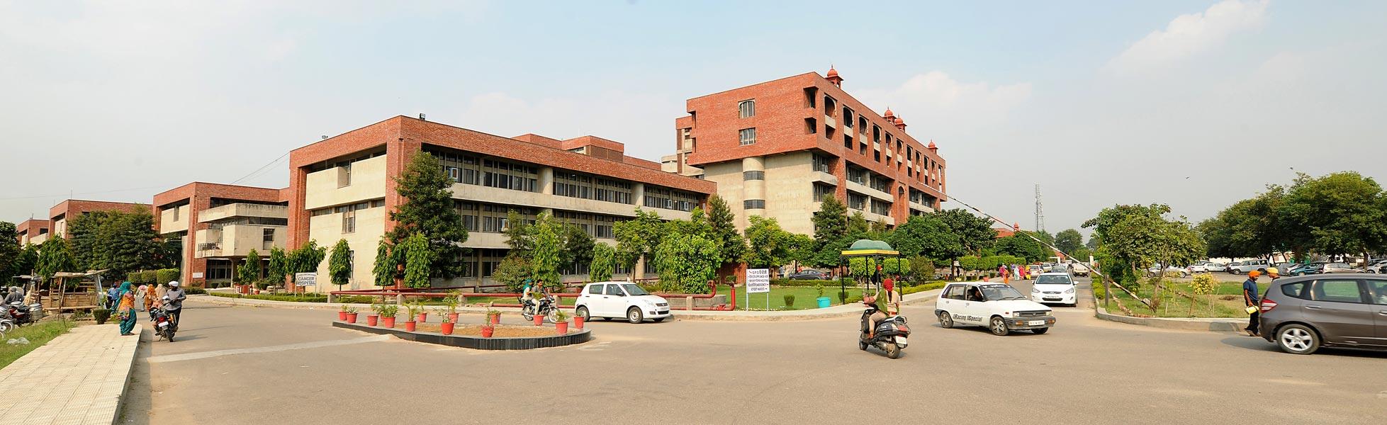 Sri Guru Ram Das Institute of Medical Sciences and Research, Amritsar Image