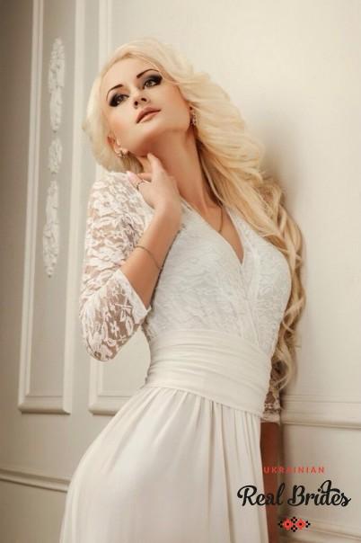 Photo gallery №8 Ukrainian bride Victoriya