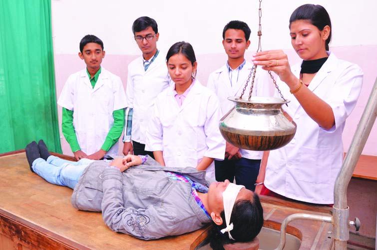 Sri Ganganagar College of Ayurvedic Science and Hospital, Sriganganagar