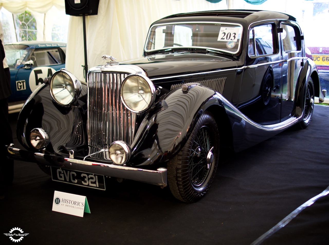 Take to the Road News Jaguar Mark IV