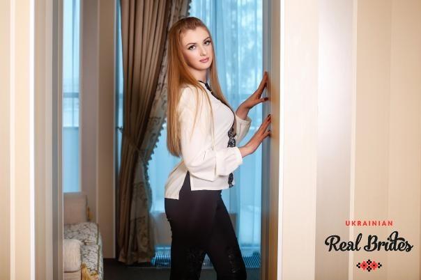 Photo gallery №4 Ukrainian bride Anastasiya
