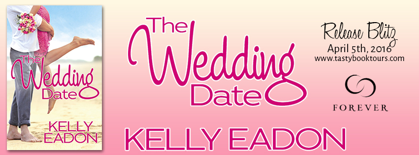 The Wedding Date by Kelly Eadon banner