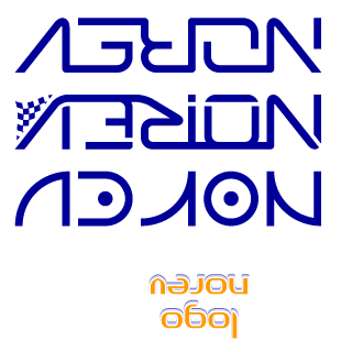 Etude du logo Norev 2014
