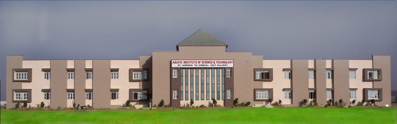 ASIATIC INSTITUTE OF SCIENCE and TECHNOLOGY, Rajkot