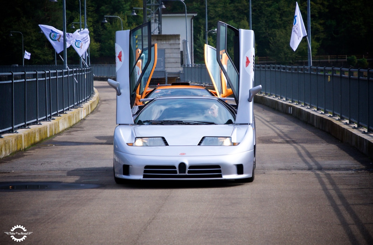 A supercar photo shoot on the local dam... this event had everything!