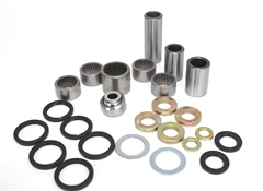 Rear Suspension Linkage Bearings and Seals Kit Honda CR125R 1996