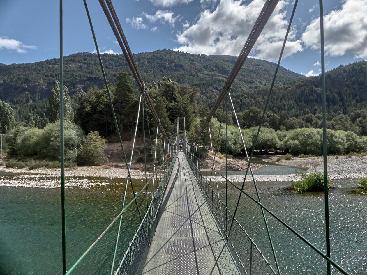 Pasarela Río Azul