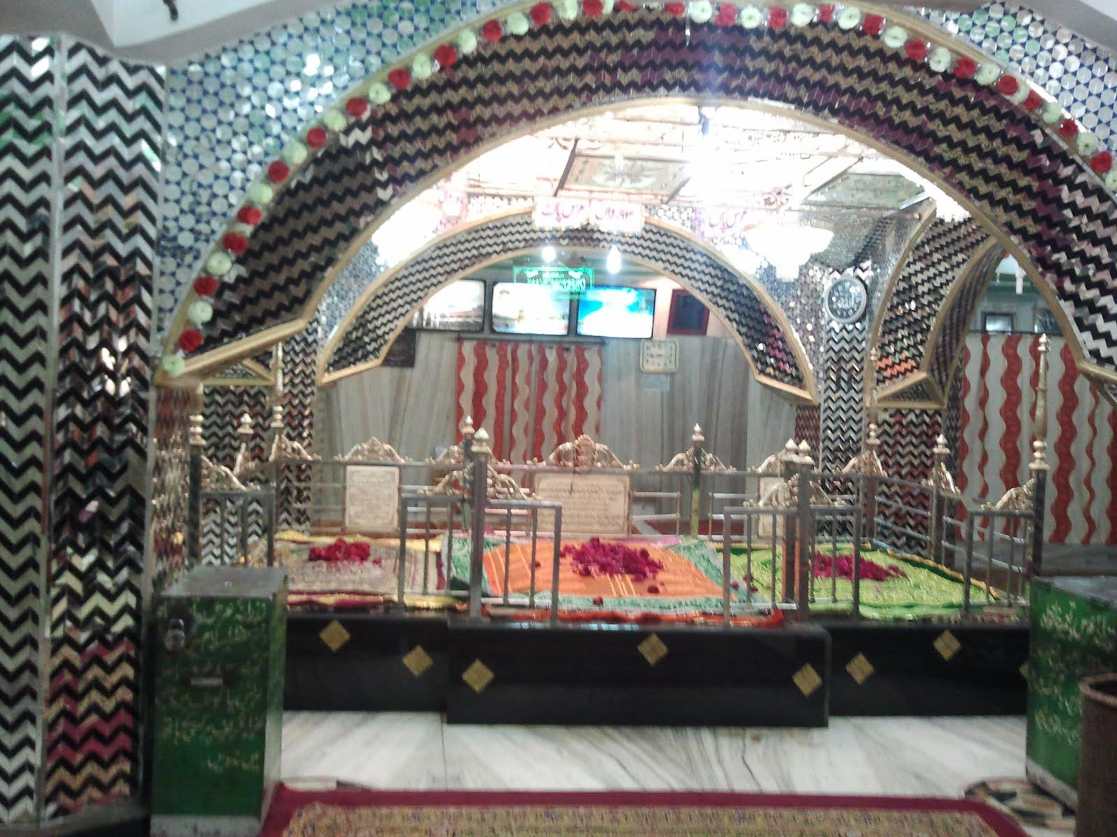 Dargah-e-Aala Hazrat