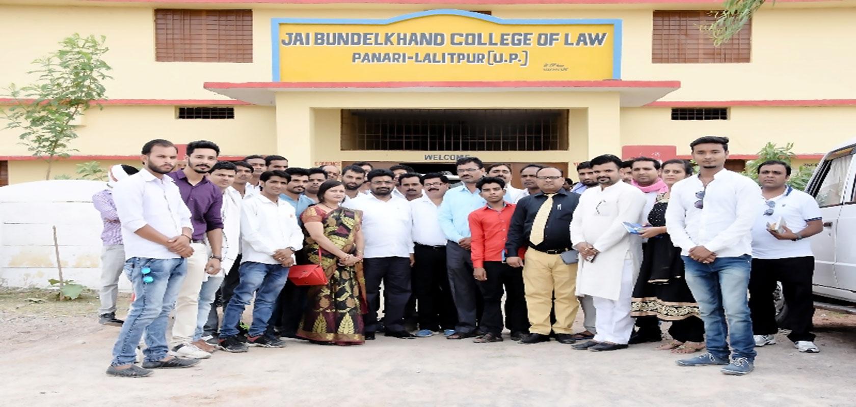 Jai Bundelkhand College of Law, Lalitpur