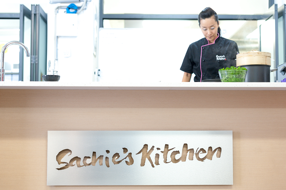 Sachie's Kitchen #brunchclub Taste of Asia