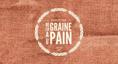 Logo de la Graine au Pain