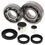 Front Differential Bearings and Seals Kit Polaris Xpedition 425 2000 2001 2002