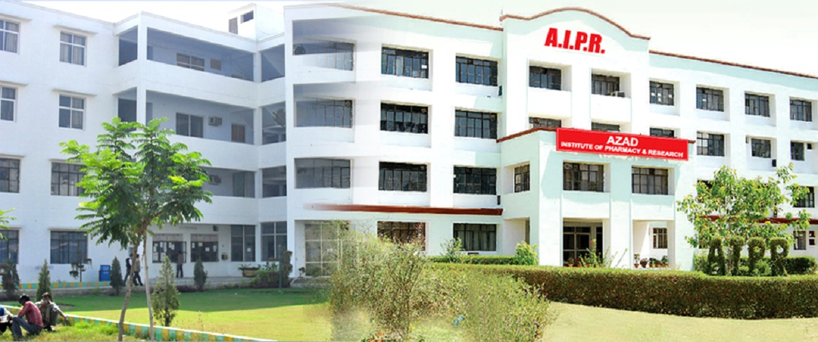 Azad Institute Of Pharmacy and Research, Lucknow