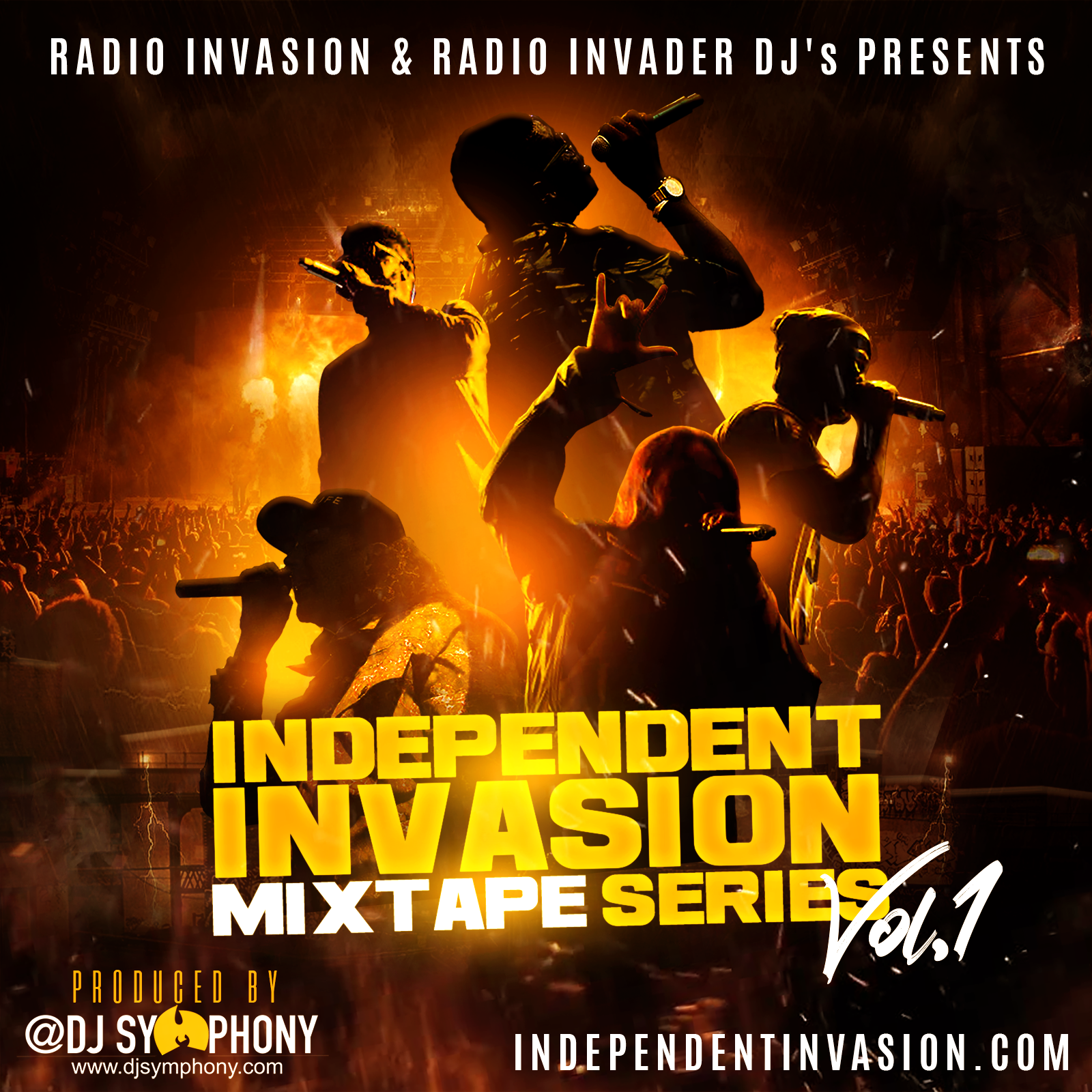 Independent Invasion Vol.1
