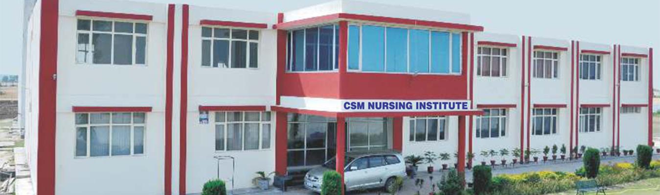 Charanjit Singh Memorial Institute of Nursing