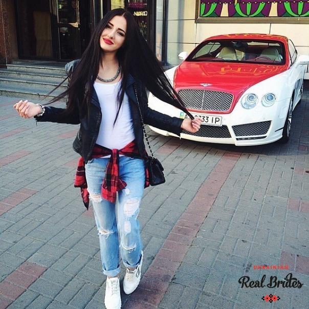 Photo gallery №8 Ukrainian girl Elizaveta