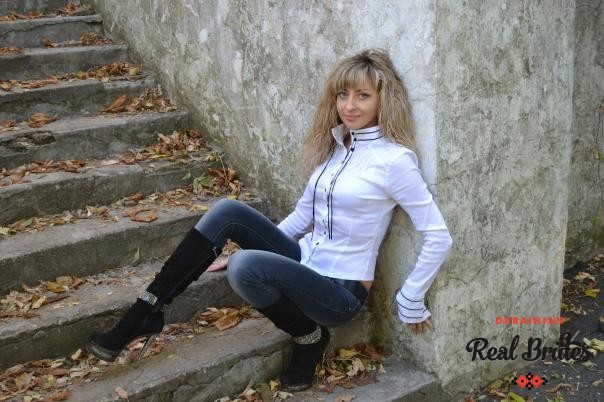 Photo gallery №7 Ukrainian lady Marina
