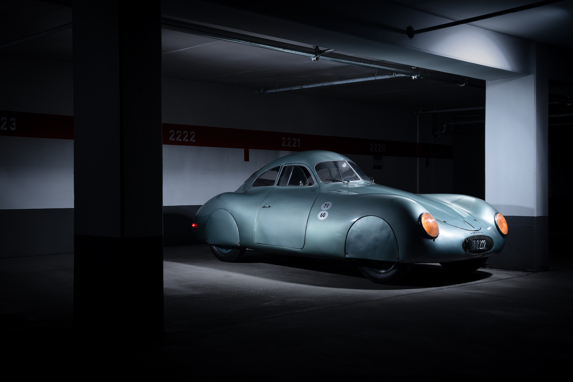 Porsche Type 64 - The Oldest Car to wear the Porsche Badge