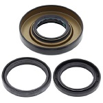 Rear Differential Seals Kit Honda TRX350FM Rancher 4x4 2000 2001 2002 2003