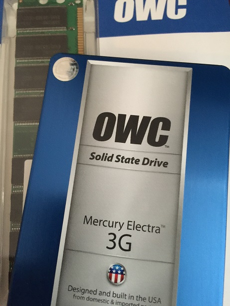 OWC Mercury SSD