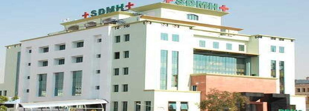 Santokba Durlabhji Memorial Hospital Image