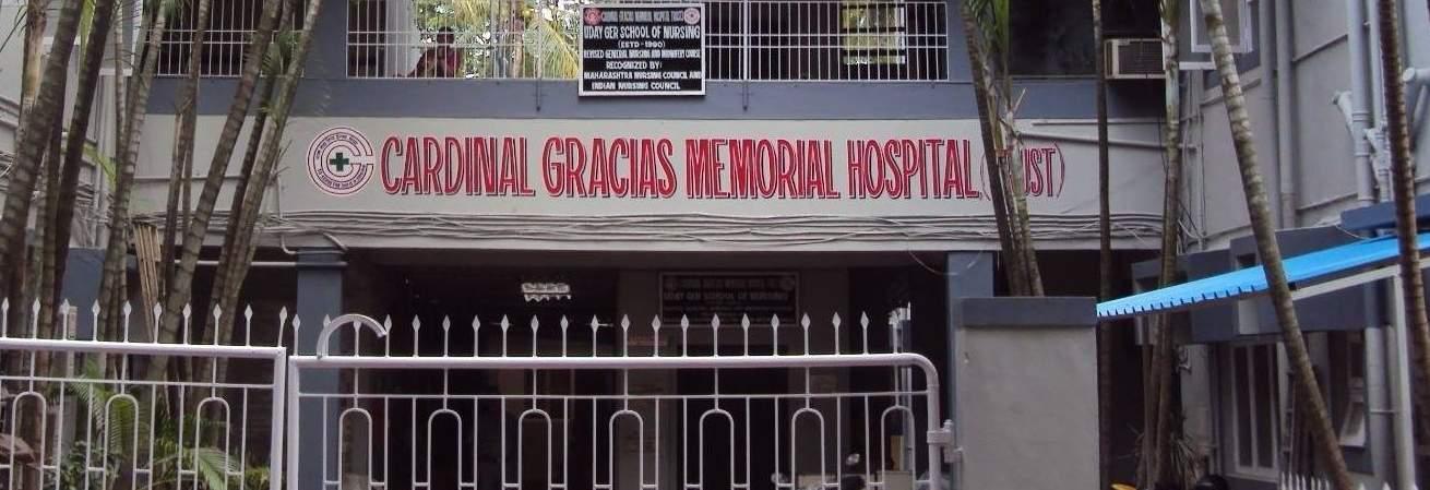 Cardinal Gracias Memorial Hospital Trust Uday Ger school of nursing