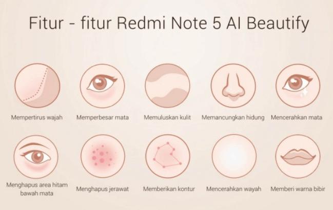 Fitur Xiaomi Redmi Note 5